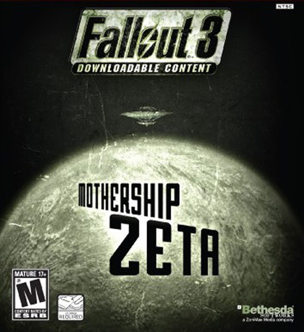 Cover zu Fallout 3: Mothership Zeta