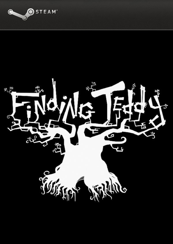 Cover zu Finding Teddy