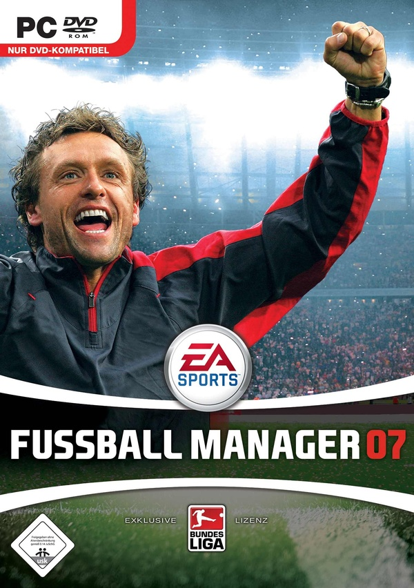 Cover zu Fussball Manager 07