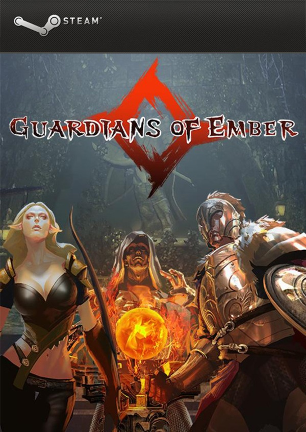 Cover zu Guardians of Ember