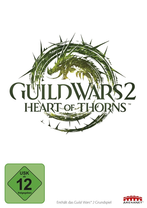 Cover zu Guild Wars 2: Heart of Thorns