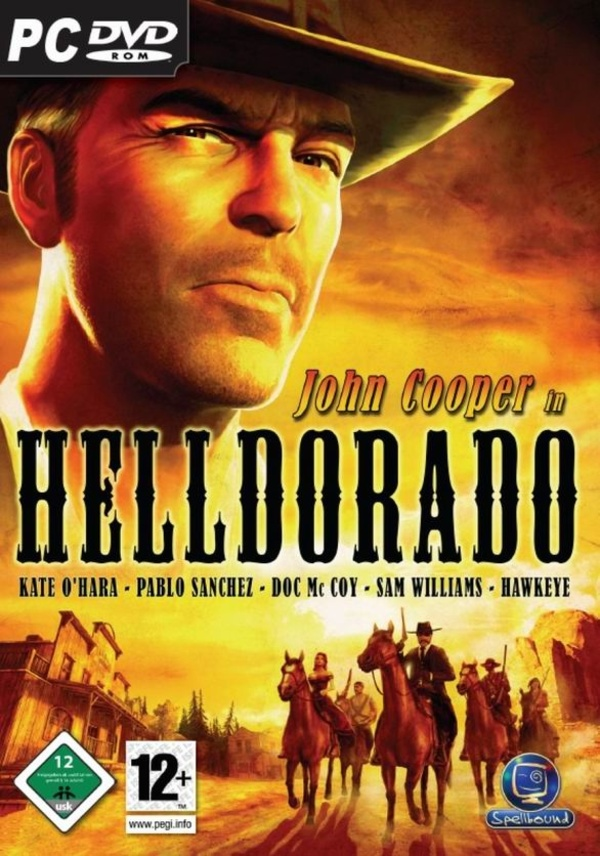 Cover zu Helldorado