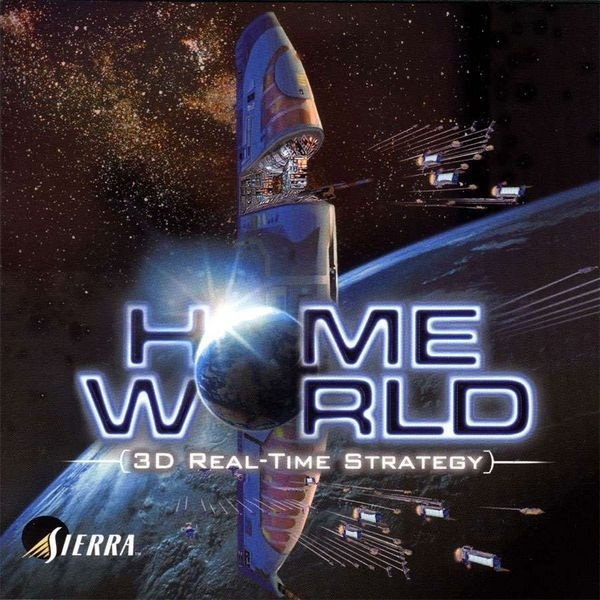 Cover zu Homeworld