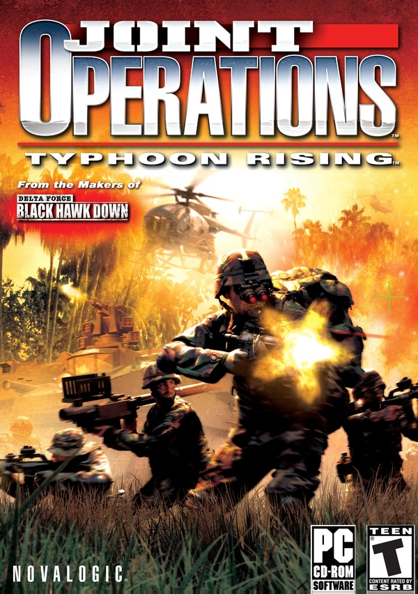 Cover zu Joint Operations
