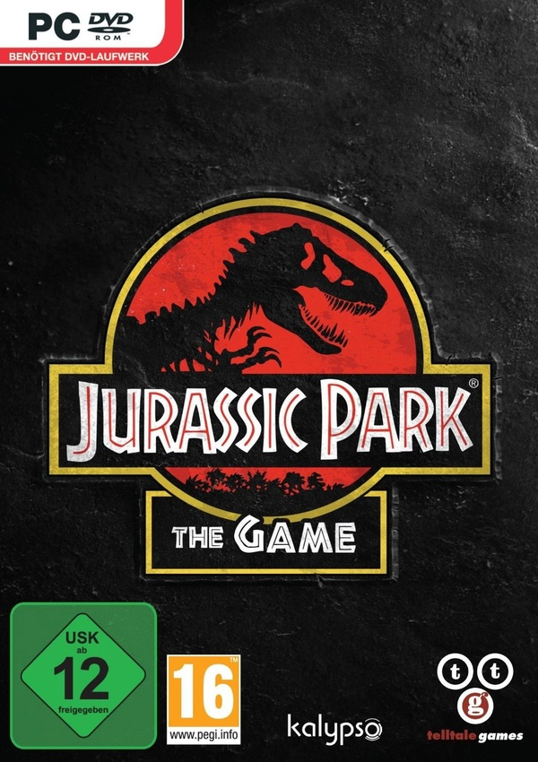 Cover zu Jurassic Park: The Game