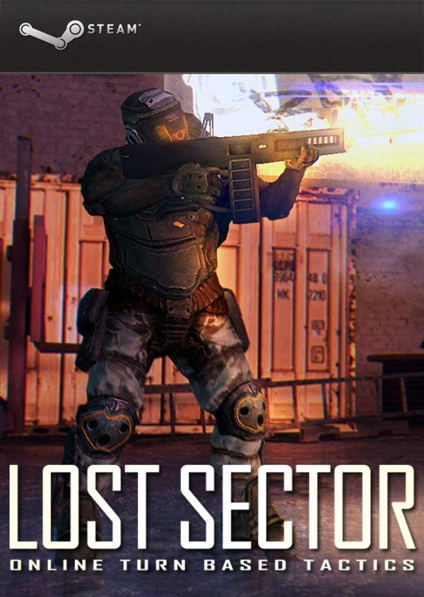 Cover zu Lost Sector Online Europe