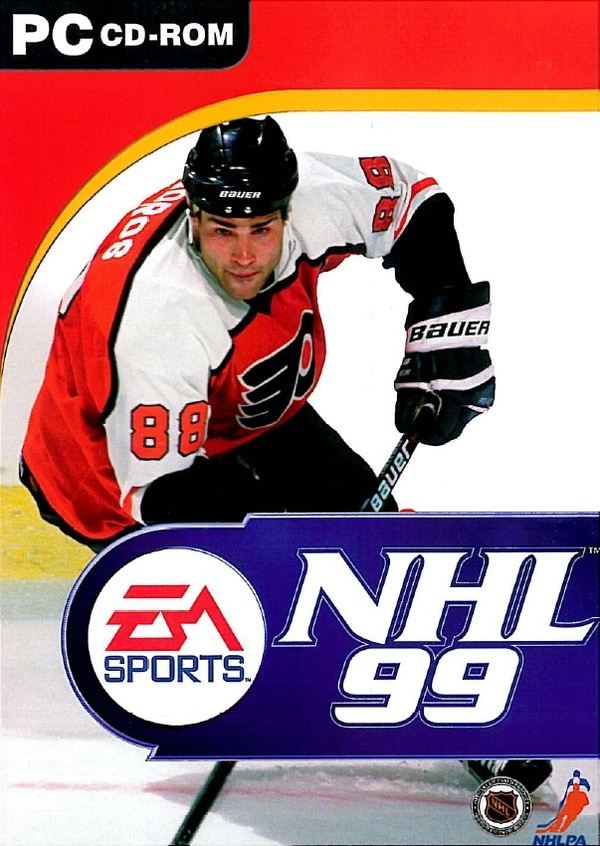 Cover zu NHL 99