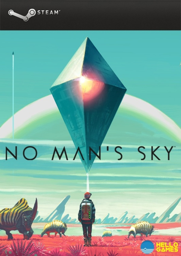 Cover zu No Man's Sky
