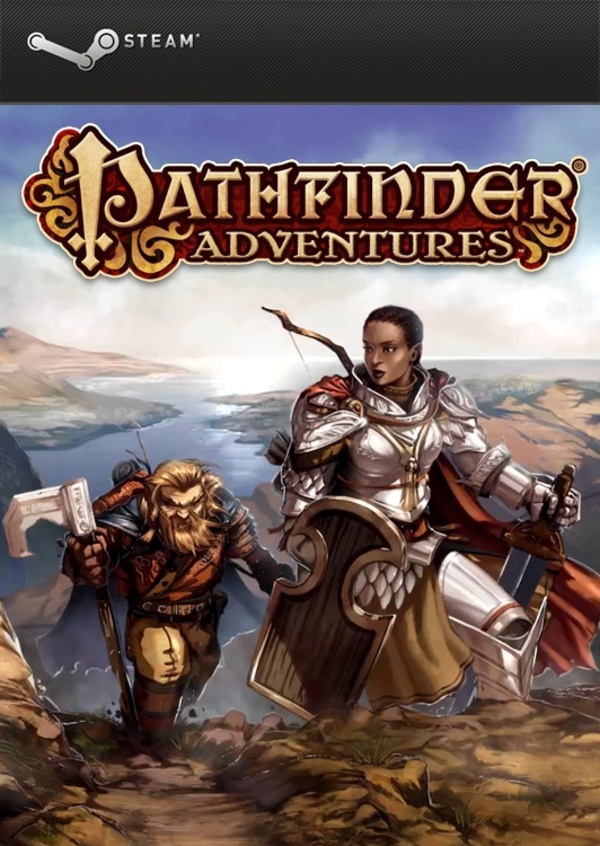 Cover zu Pathfinder Adventures