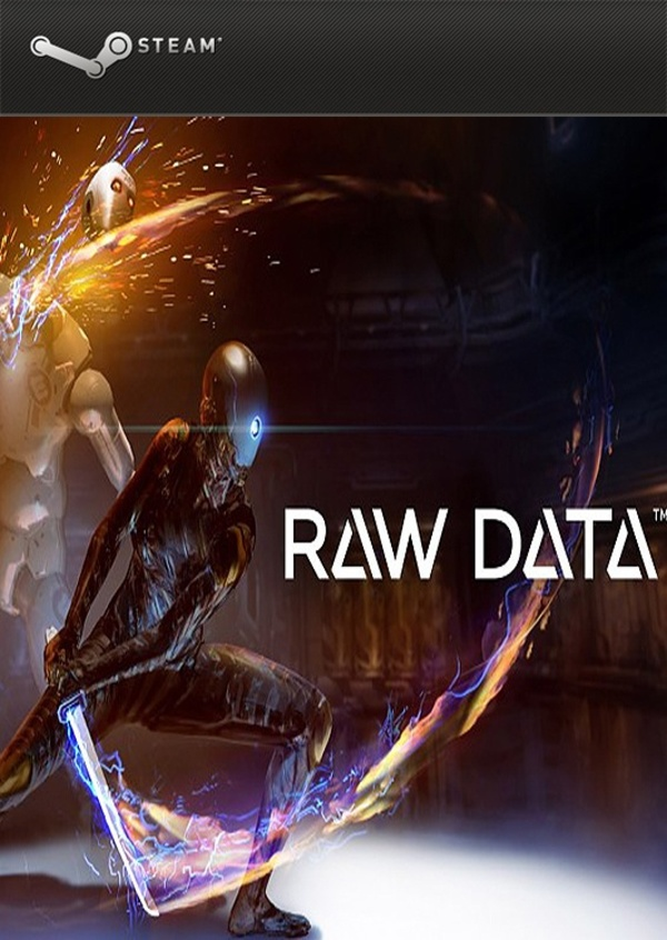 Cover zu Raw Data