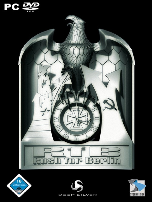 Cover zu Rush for Berlin
