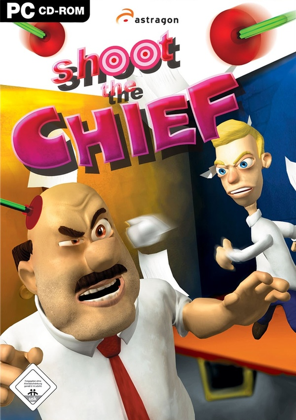 Cover zu Shoot the Chief