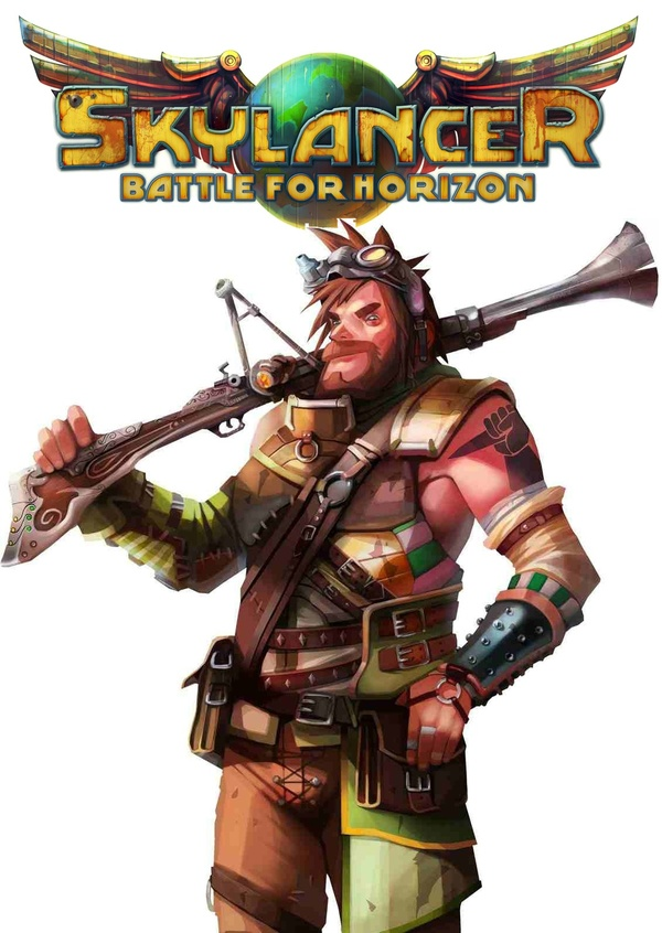 Cover zu Skylancer: Battle for Horizon