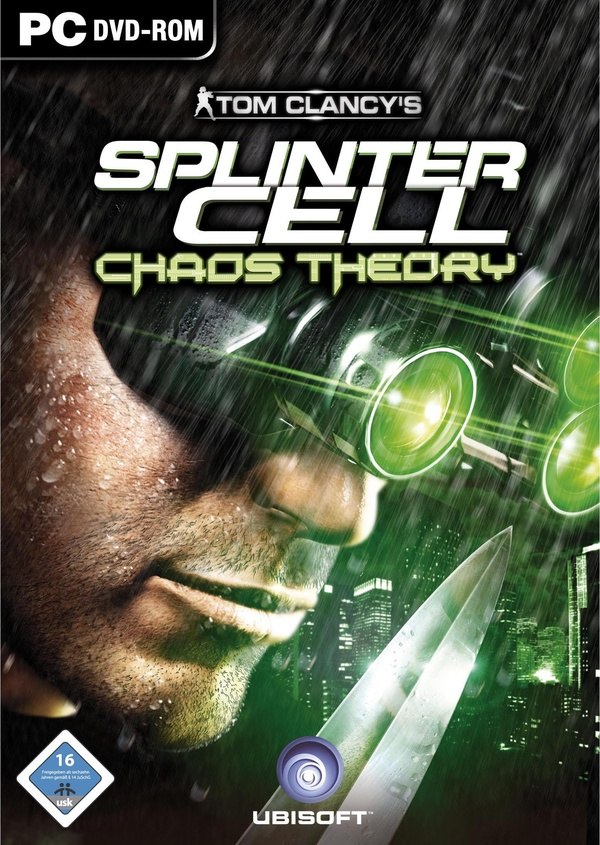 Cover zu Splinter Cell: Chaos Theory