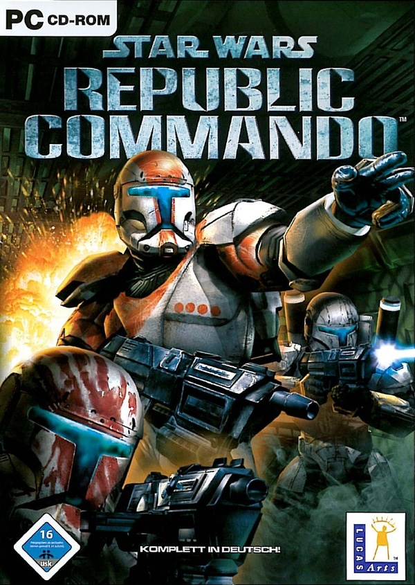Cover zu Star Wars: Republic Commando
