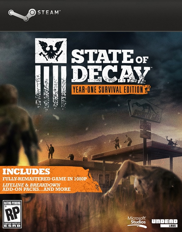 Cover zu State of Decay: Year One Survival Edition