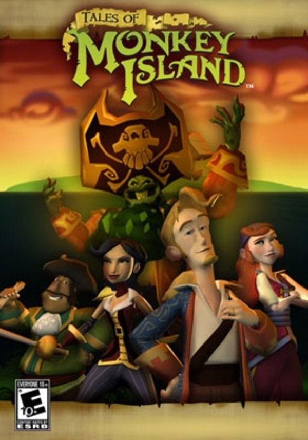 Cover zu Tales of Monkey Island: Season 1