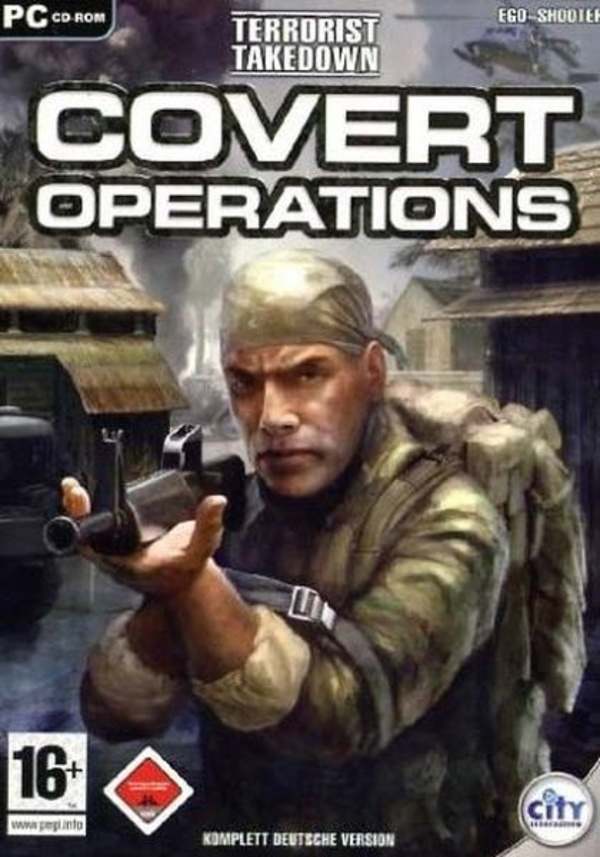 Cover zu Terrorist Takedown: Covert Operations