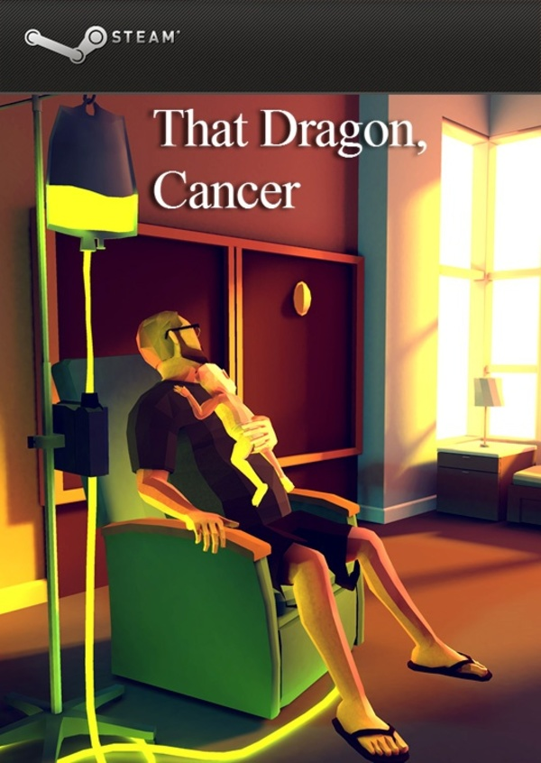 Cover zu That Dragon, Cancer