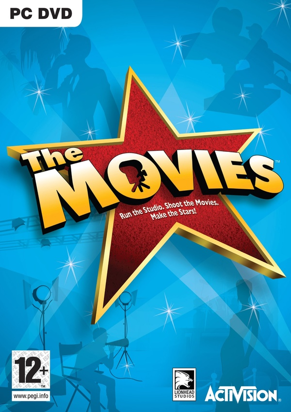 Cover zu The Movies