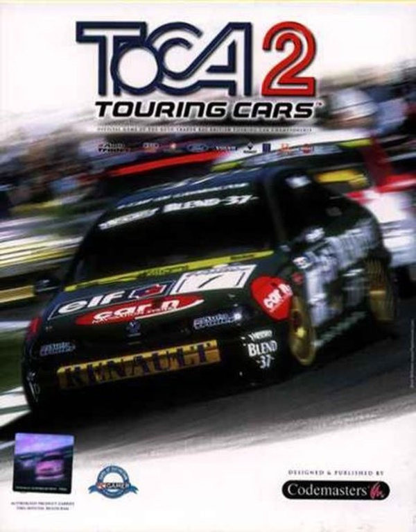 Cover zu TOCA 2: Touring Cars