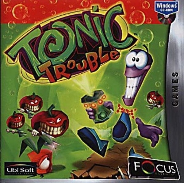 Cover zu Tonic Trouble