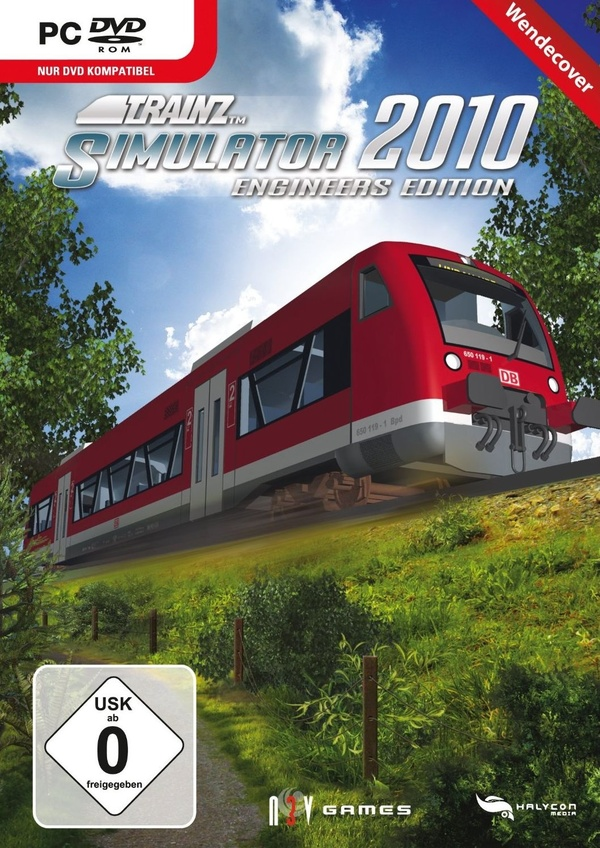 Cover zu Trainz Simulator 2010