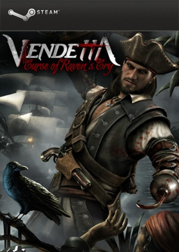 Cover zu Vendetta: Curse of Raven's Cry