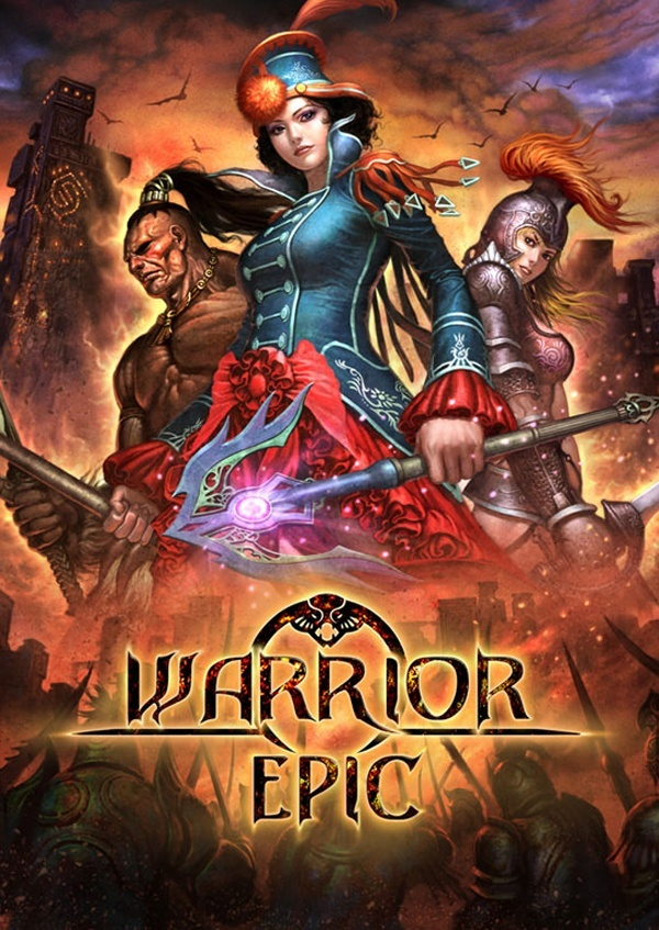 Cover zu Warrior Epic
