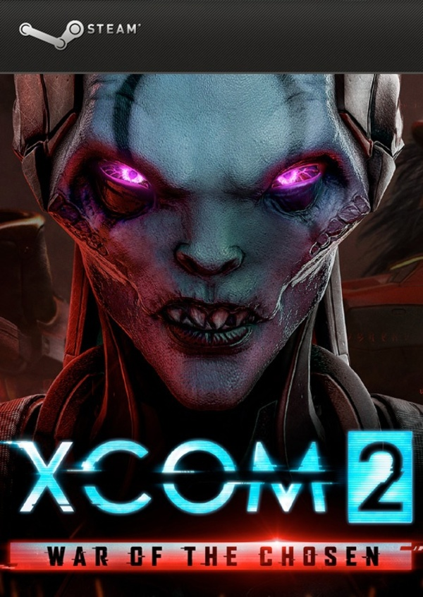 Cover zu XCOM 2: War of the Chosen
