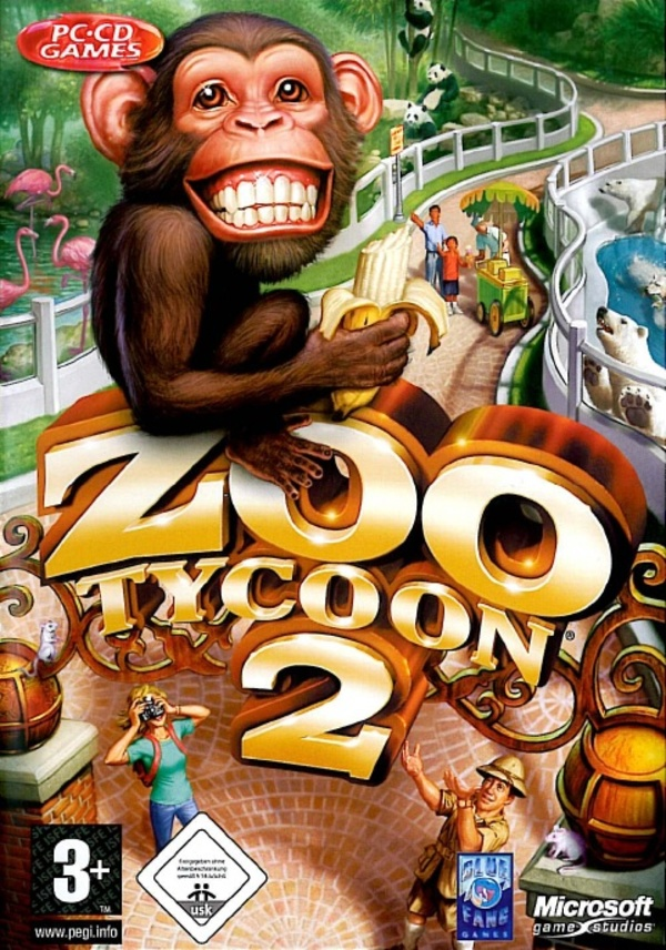 Cover zu Zoo Tycoon 2