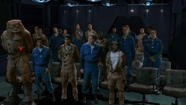 Screenshot zu Weltraumspiel-Historie in Bildern - Von Star Raider bis Darkstar One