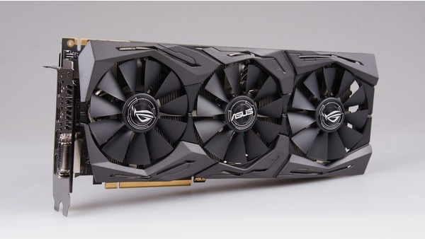 Bilder zu Asus Geforce GTX 1070 Ti ROG Strix Advanced - Bilder