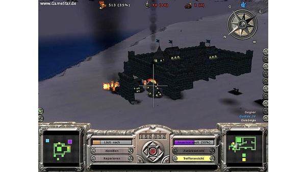 Screenshot zu Ballerburg - Screenshots