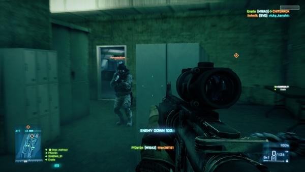 Screenshot zu Battlefield 3 - Screenshots aus der Multiplayer-Beta