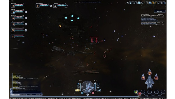 Screenshot zu Battlestar Galactica Online - Screenshots