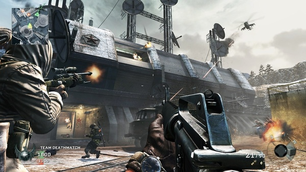 Screenshot zu Call of Duty: Black Ops - Annihilation-DLC: Screenshots