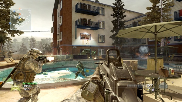 Screenshot zu Modern Warfare 2 - DLC: Stimulus Pack