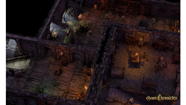 Screenshot zu Chaos Chronicles - Screenshots