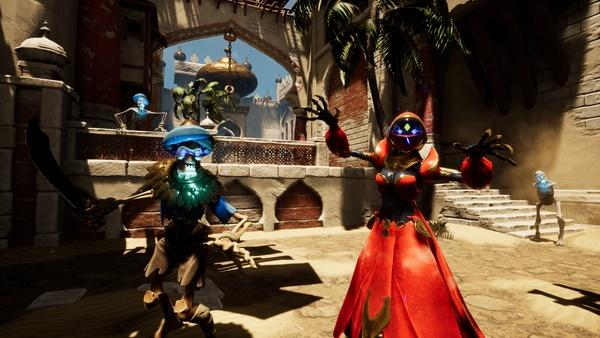 Screenshot zu City of Brass - Screenshots