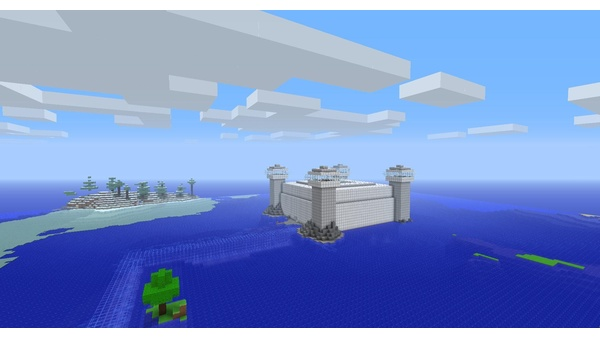 Screenshot zu Minecraft - Texture-Pack: Clean Design Pack