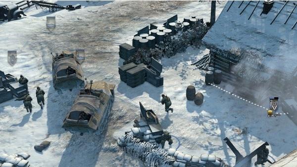 Screenshot zu Company of Heroes 2 - Screenshots