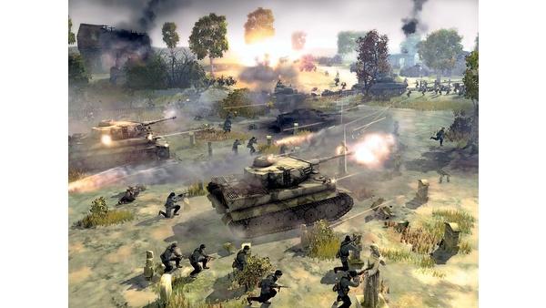 Bild der Galerie Panzer in Company of Heroes - Screenshots