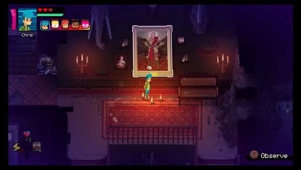 Screenshot zu Crossing Souls - Screenshots