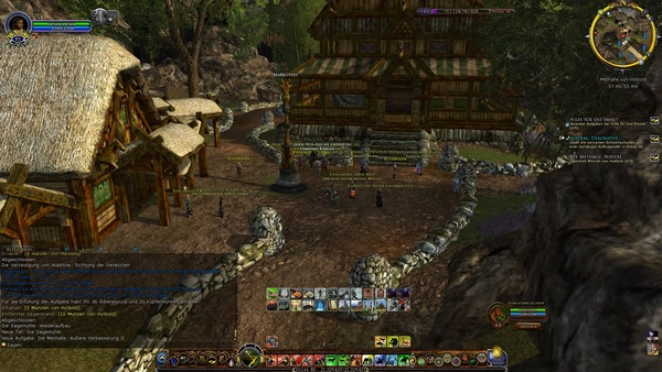 Screenshot zu Der Herr der Ringe Online: Die Reiter von Rohan - Screenshots