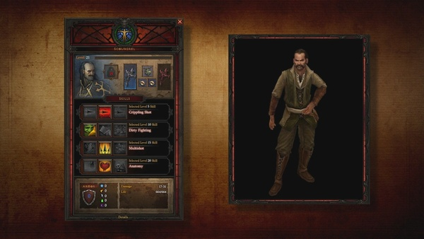 Screenshot zu Diablo 3 - Die KI-Begleiter und ihre Fähigkeiten