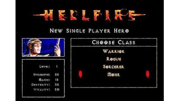 Screenshot zu Diablo: Hellfire - Screenshots
