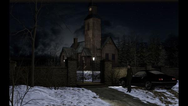 Screenshot zu Die Kunst des Mordens 3 - Screenshots