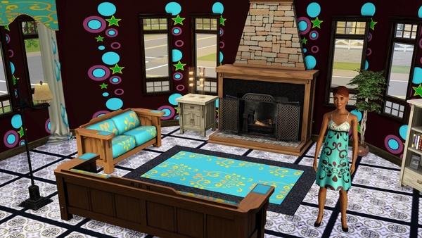 Screenshot zu Die Sims 3 - Bilder zum Muster-Editor