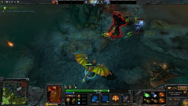 Screenshot zu Dota 2 - Screenshots
